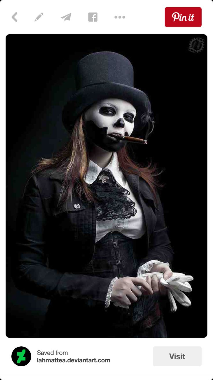 Love this Day of the Dead
