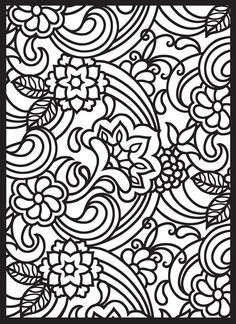 Art 1 See More Adult Coloring Pages Paisley StvwlC6Nu