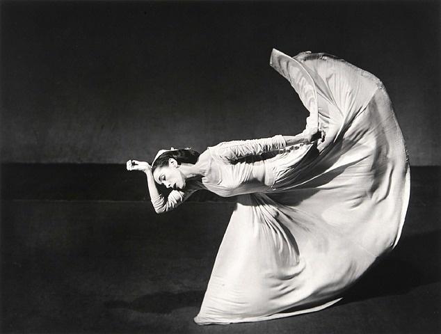 Martha Graham. Photo: Barbara Morgan, American, 1900–1992.