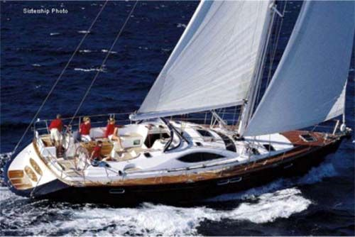 "Luxury Sailing Yacht for Sale ""Busco Viento II"""