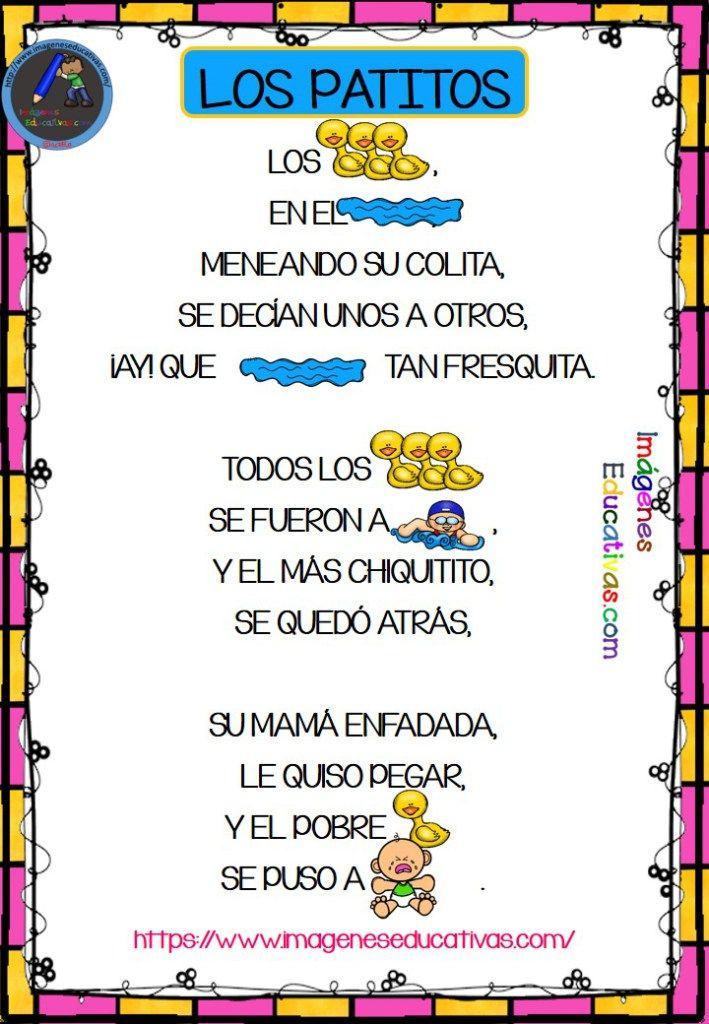 Canciones con pictogramas para Educación Infantil y ...