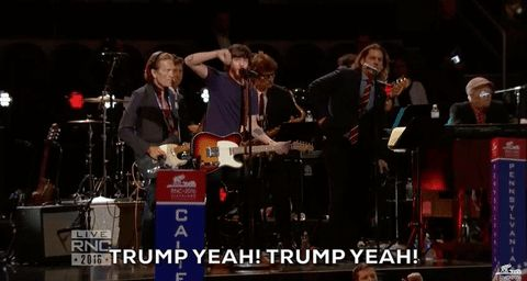 New trending GIF on Giphy. donald trump rnc republican national convention rnc 2016 trump yeah. Follow Me CooliPhone6Case on Twitter Facebook Google Instagram LinkedIn Blogger Tumblr Youtube