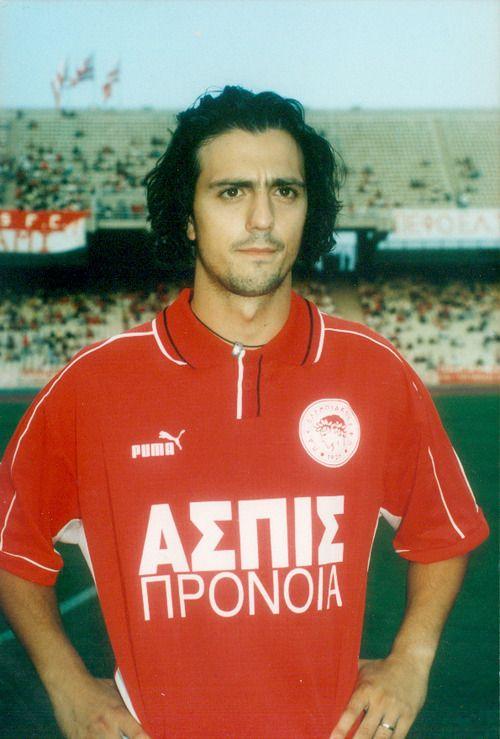 Zlatko Zahovic. Olympiakos, 1999/2000.
