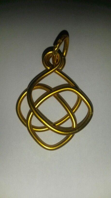 Keltisk knude vedhæng