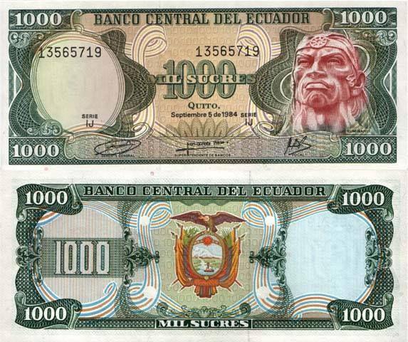 Jak nazywa się waluta Ekwadoru?  Oficjalną walutą Ekwadoru jest dolar Stanów Zjednoczonych - Dolar USA. Kraj ten bije własne monety centavo, odpowiadające rozmiarem i wartością centom USA. Poprzednią walutą Ekwadoru, obowiązującą do 2000 roku było sucre.  www.wymieniaj.pl #wymieniaj #waluty #wymianawalut #kantoronline #wymianawalutonline