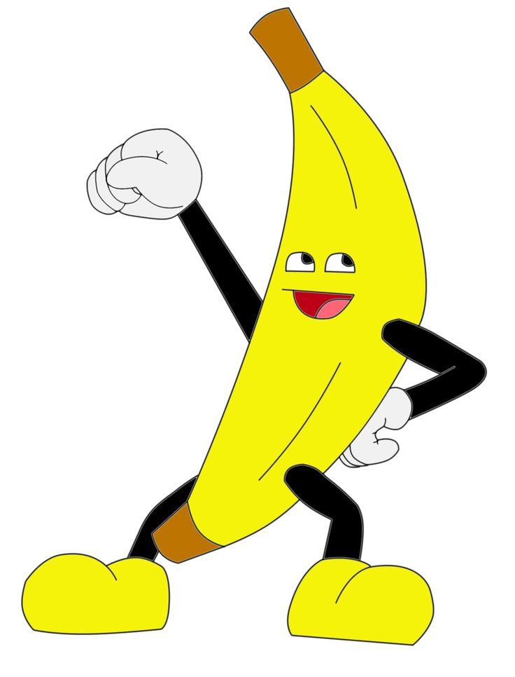 Картинки прикольные банана