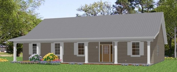 Details About Custom House Home Build Plans Split Ranch 3 4 Bed 2088 Sf Pdf File Building A House House Blueprints