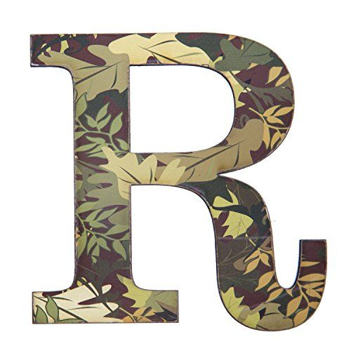 11 Tall Mossy Oak Designer Camouflage Wall Letter R  FREE SHIPPING  Beautiful Camouflage Pattern  3d Wall Decor  Perfect Unique Wall Initial for Living Room  Bedroom  Man Cave  Boys Room  Girls Room  Kitchen  Entryway  Bathroom  Kids Room  Great Conversation Piece Wall Art >>> Read more at the image link. (This is an affiliate link and I receive a commission for the sales)
