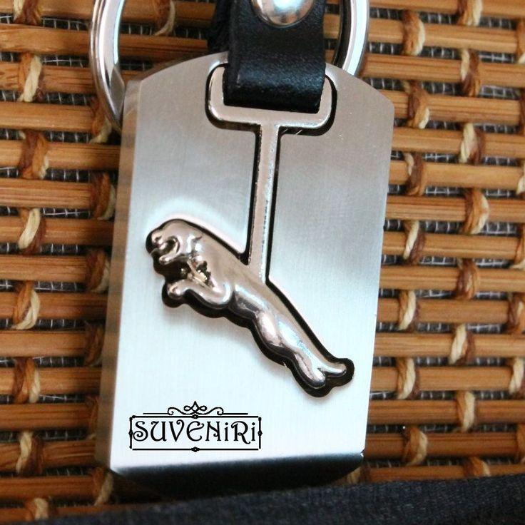 Сувенир за автомобили Jaguar, луксозен ключодържател, подходящ за подарък на собственици, каращи Ягуар