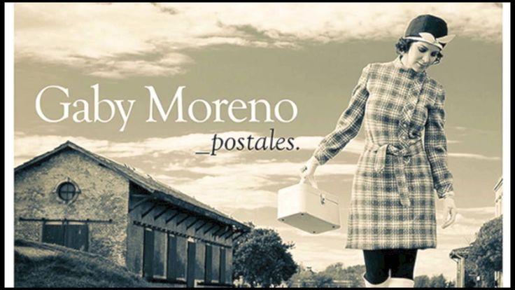 """Gaby Moreno - """"Blues de mar"""" (Audio Single)"""