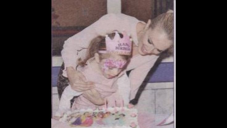 Marcelo Fuentes e Sofia Bruscoli genitori felici di Nicole  da tre anni
