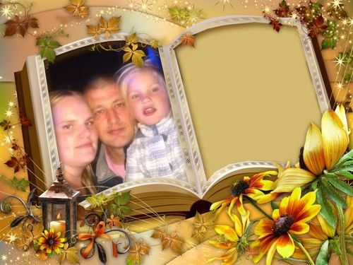 haar mama en papa en amber