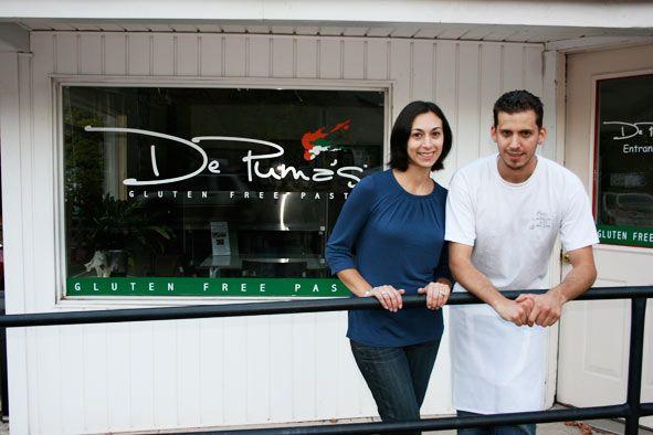 DePuma's Gluten Free Pasta Storefront