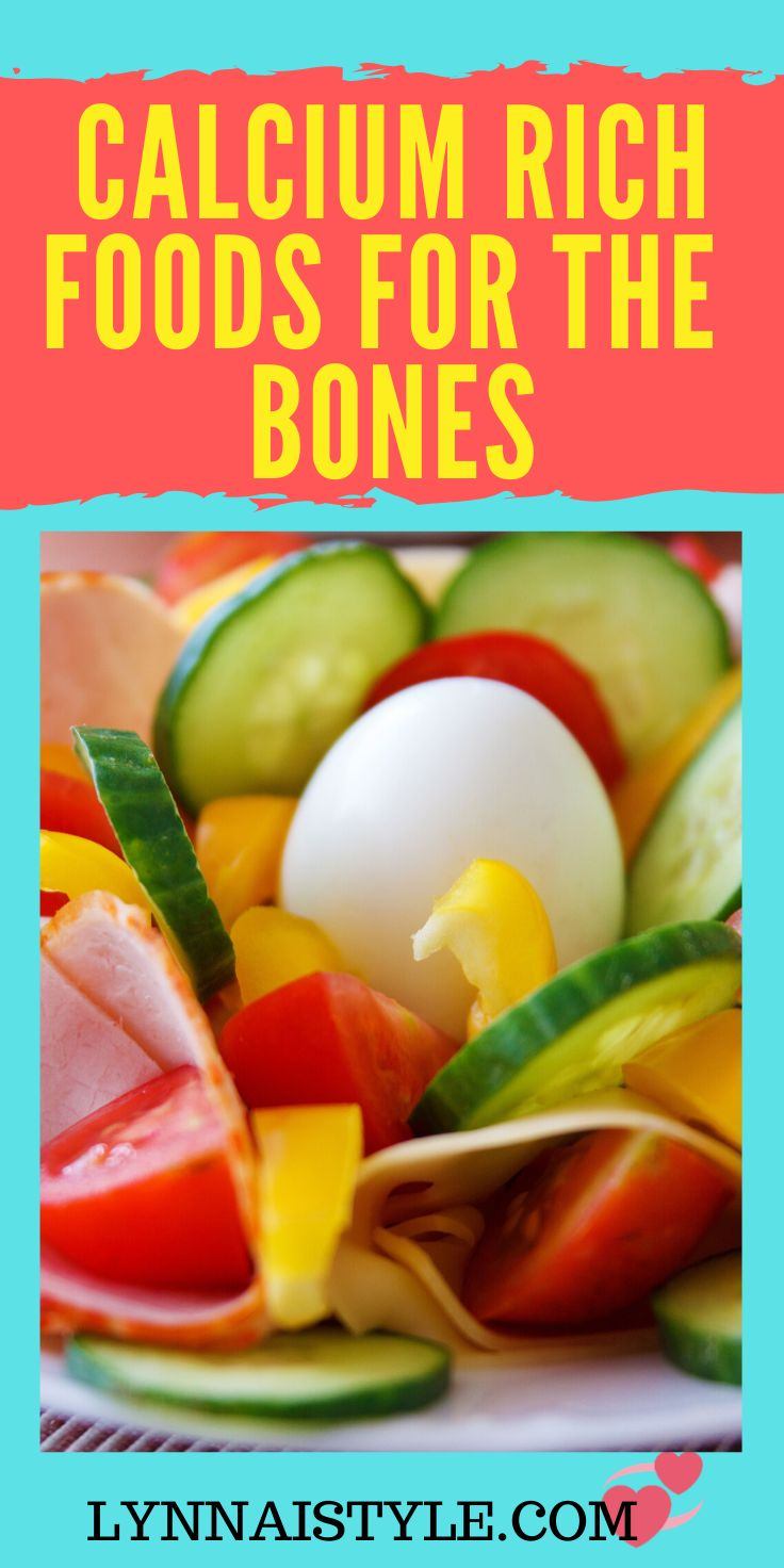 11 Effective Calcium rich foods for bones Calcium rich