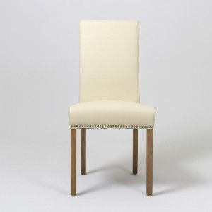 Bonded Leather Dining Side Chair: Bonded Leather Dining Side Chair - Sale $136 Wicker Emporium