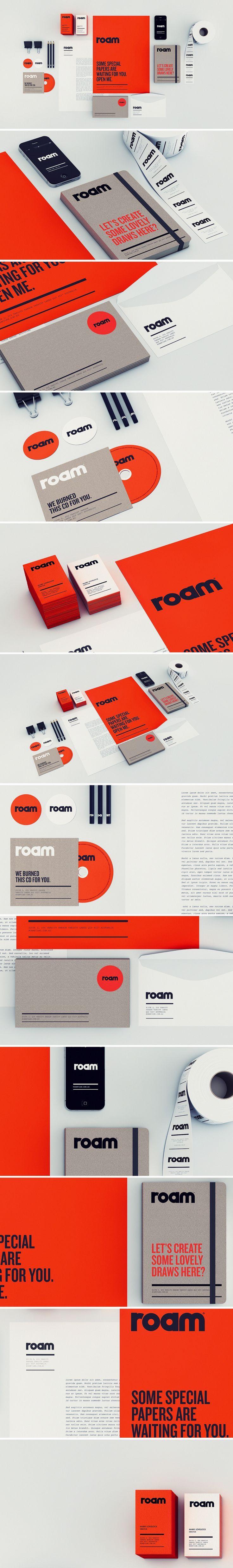 ROAM Films by sweetyand.co/