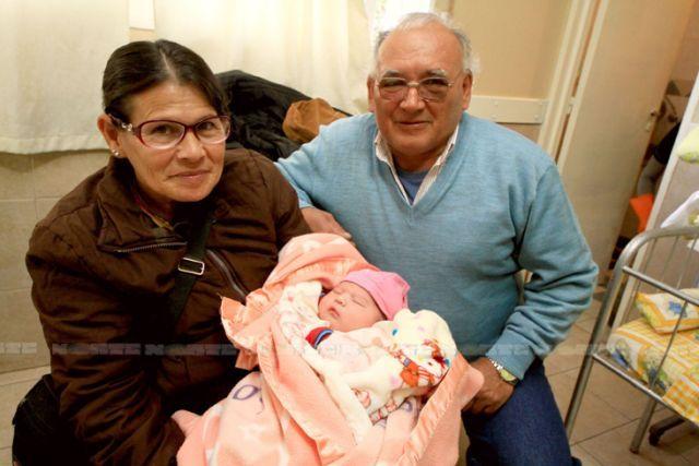 """Nació una """"súper-bebé"""" en el Frangioli   Diario Norte Chaco"""