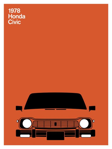Honda Civic, 1979 | Honda Civic | Honda | Vintage