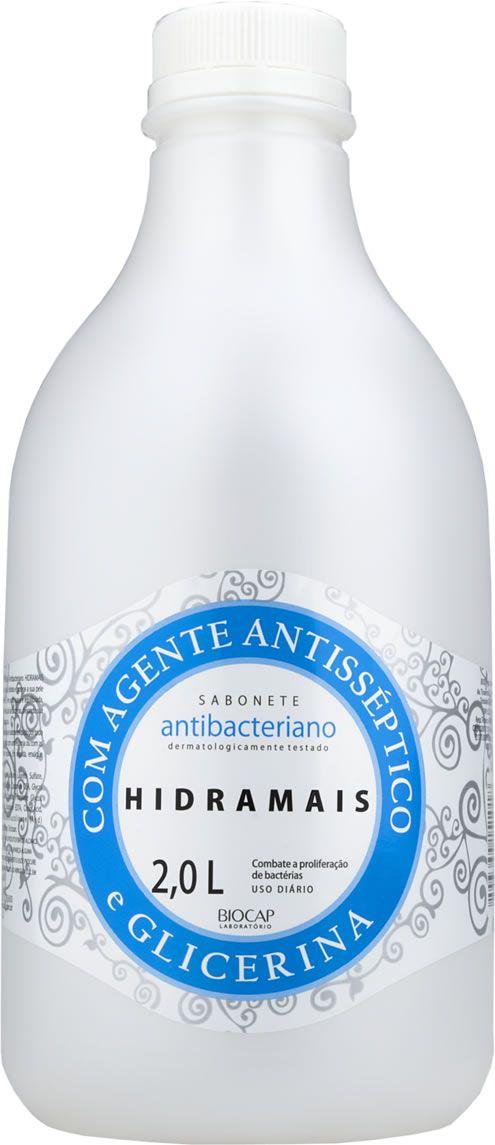 Sabonete Antibacteriano com Glicerina – Biocap Indústria de Cosméticos