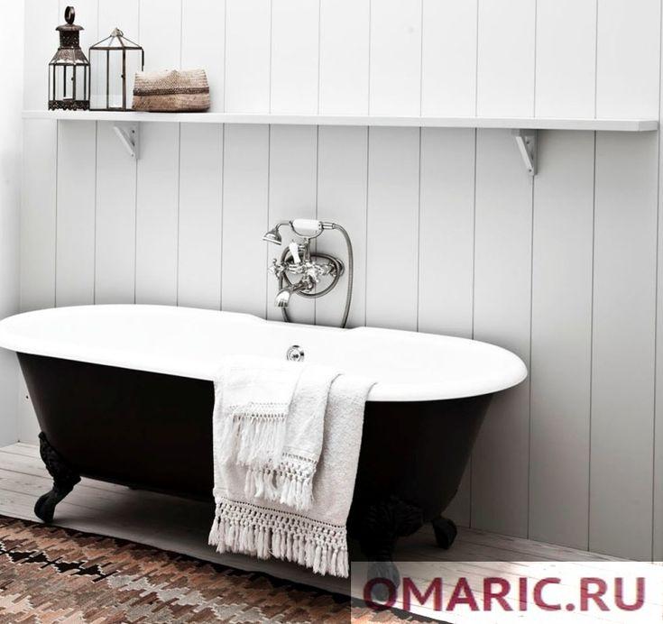Как быстро отчистить пластиковые панели в ванной | OMARIC.RU