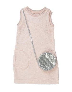 Fleece Dress & Bag Set | Woolworths.co.za