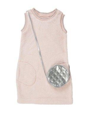 Fleece Dress & Bag Set   Woolworths.co.za