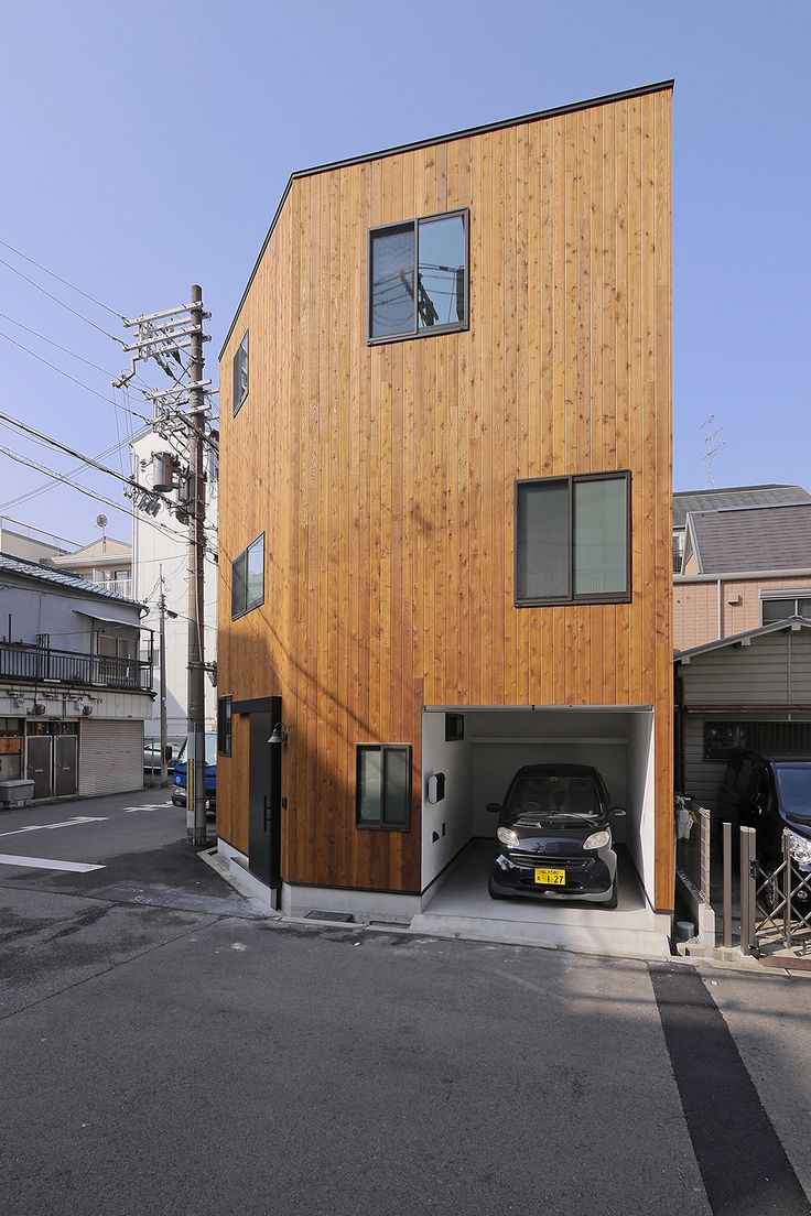 17 best images about house in japan on pinterest for Architecture japonaise
