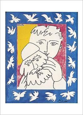 Pablo Picasso, Nouvelle Année