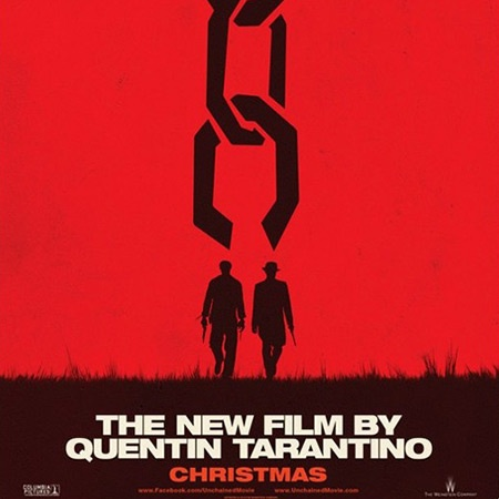 Django Unchained di Tarantino. Non vedo l'ora che esca nei nostri cinema...