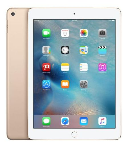 Isn't it time mum upgraded to an  Apple iPad Air 2 Wi-Fi 16GB Gold? Available from Noel Leeming for only $699.00