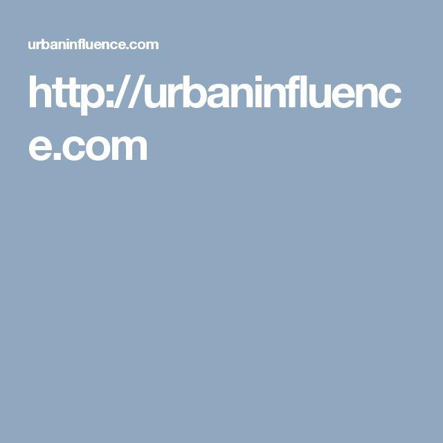 http://urbaninfluence.com