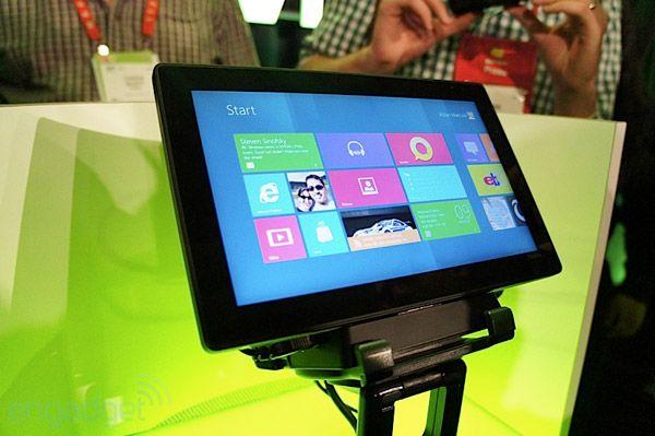 Windows 8 NVIDIA tablet