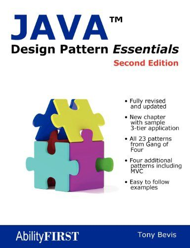 Best Java Design Patterns Books for Object Oriented Design And Core Java Developers