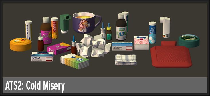 Around the Sims 2 | Downloads | Objects
