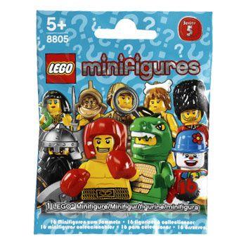 8805: LEGO Minifigures Series 5 (Random bag)