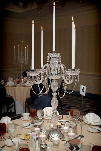 SET OF 10 WEDDING CANDELABRAS CANDELABRA CENTERPIECE CENTERPIECES - SET OF 10 by The Gallery, http://www.amazon.com/dp/B0083U7MAA/ref=cm_sw_r_pi_dp_C2uWqb0GSMCQE