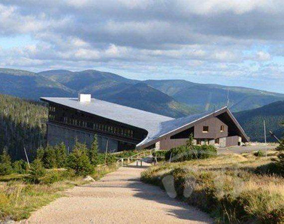 Mountain hotel Labska Bouda