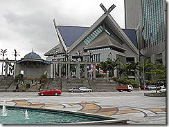 Shah Alam City Hall
