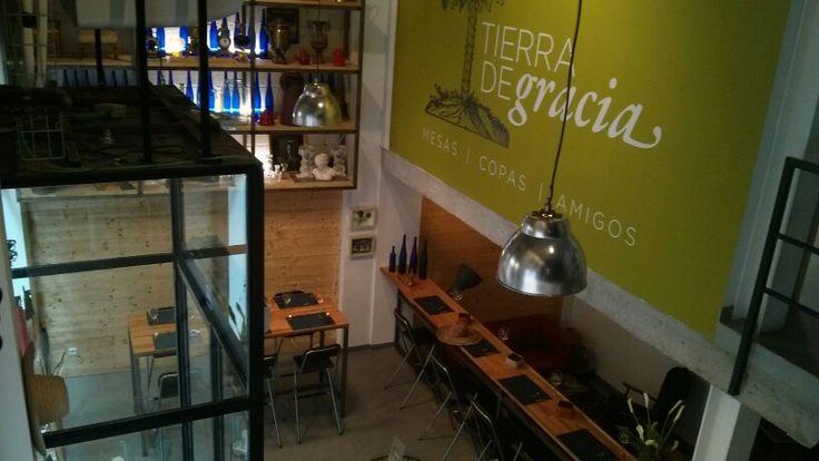 Restaurante Tierra de Gracia, Palma de Mallorca, Missio 15. Cocina Internacional con acento Venezolano. Venga a visitarnos.