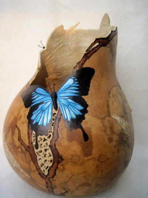 263 best gourd art images on pinterest gourd art gourd On where to buy gourds for crafts