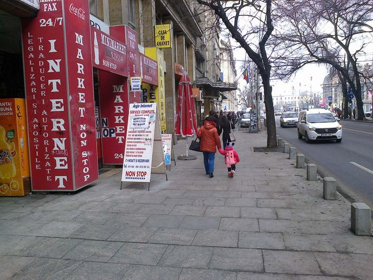 Începem să avem trotuare: vom putea să le ferim de panouri publicitare de prost gust? | Bucuresteanul.info