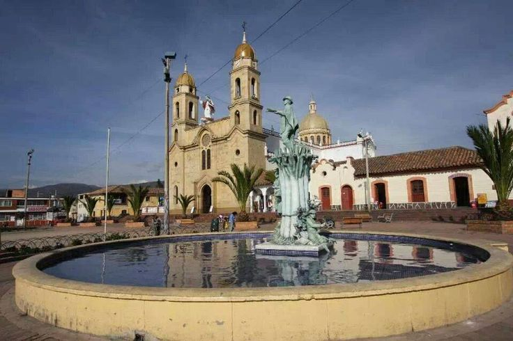 Colombia - Aquitania, Boyaca.