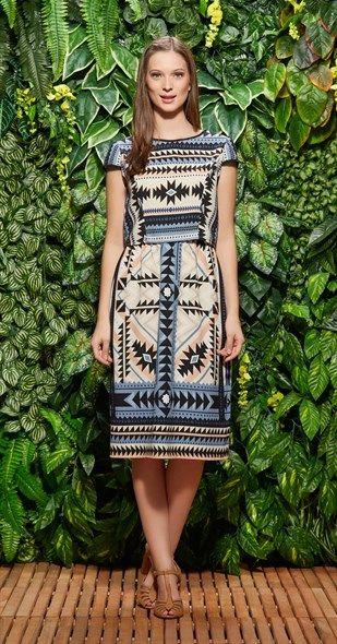Só na Antix Store você encontra Blusa Cropped Africana Laço com exclusividade na internet