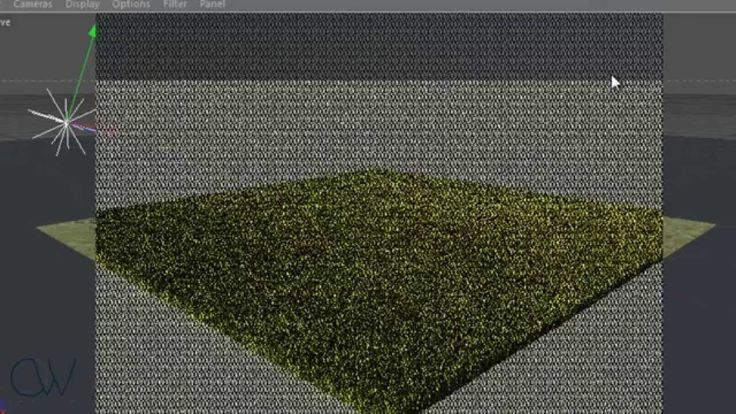 How to make Grass in Cinema 4D R13 with Vray for Vray free materials subscribe with website below: http://www.vrayforc4d.net/portal/materials/