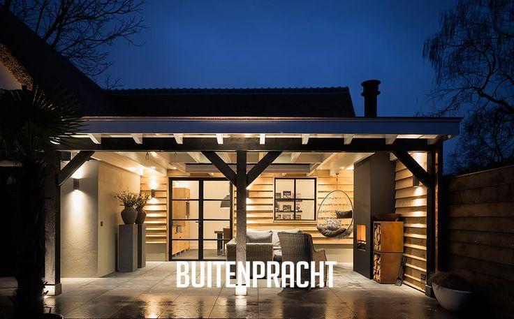 25 beste idee n over buiten open haard op pinterest zichtbare balken boerderij plannen en - Fotolounge ontwerp ...