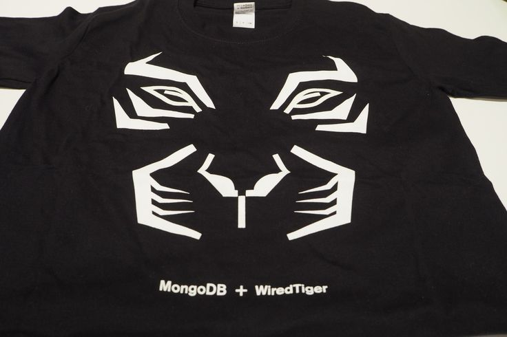 The eye of the tiger! Our T-shirts have glow in the dark eyes.  Find us on facebook at https://www.facebook.com/JNLondon
