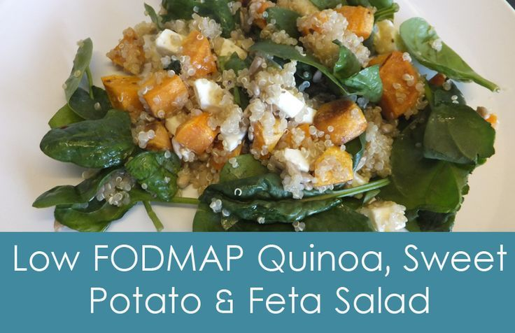 17 Best images about [Low FODMAP] Salads on Pinterest | Fodmap diet ...