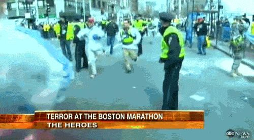 The Epic, Crazy, Horrifying, Ongoing Story Of The Boston MarathonBombers  The entire story, start to finish — at least so far. A bad week gets worse.  posted on April 19, 2013 at 6:56am EDT