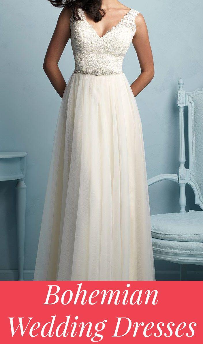 70 best Boho Chic images on Pinterest | Short wedding gowns ...