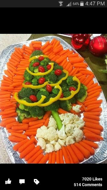 Cool idea for Christmas appetizer